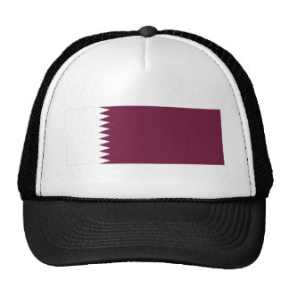 Qatar Flag Hats
