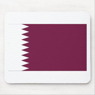 Qatar Flag Mouse Pads