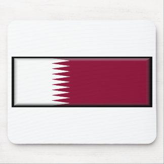 Qatar Flag Mouse Mat