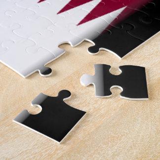 Qatar Flag Puzzles