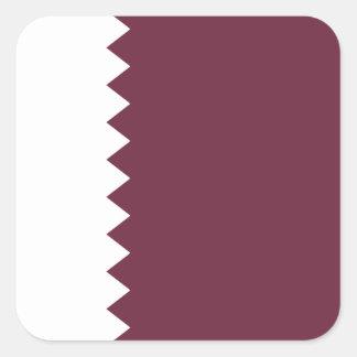 Qatar Flag Sticker