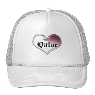Qatar Trucker Hat