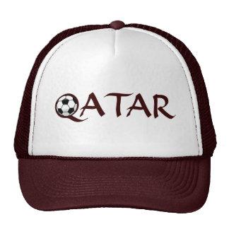 """QATAR"" TRUCKER HAT"