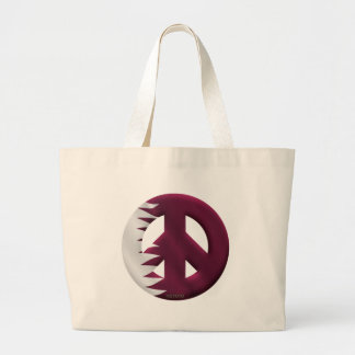 Qatar Large Tote Bag