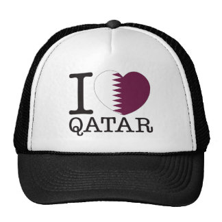 Qatar Love v2 Hats
