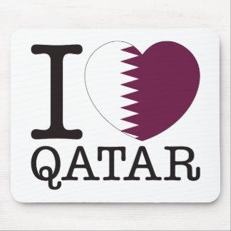 Qatar Love v2 Mouse Mat