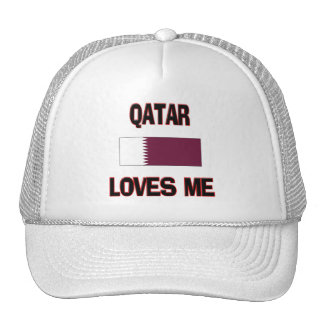 Qatar Loves Me Hat