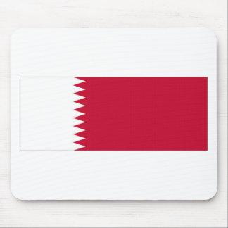 Qatar National Flag Mousepads