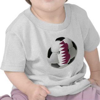 Qatar national team tee shirt