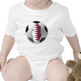 Qatar national team baby bodysuits