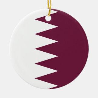 Qatar Christmas Tree Ornament