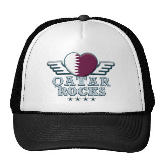 Qatar Rocks v2 Hat