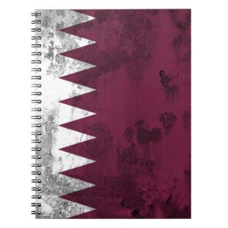 Qatar Spiral Notebooks