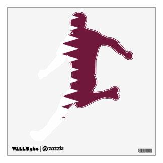 qatar wall sticker