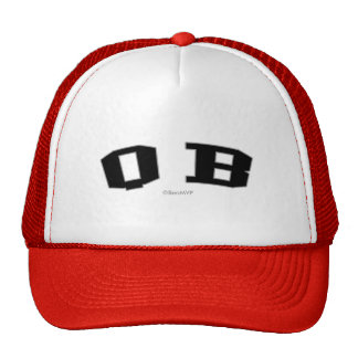 QB MESH HATS