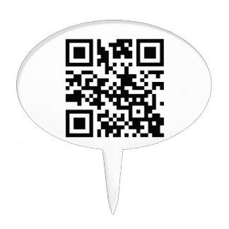 QC-código AWOL Figuras Para Tartas