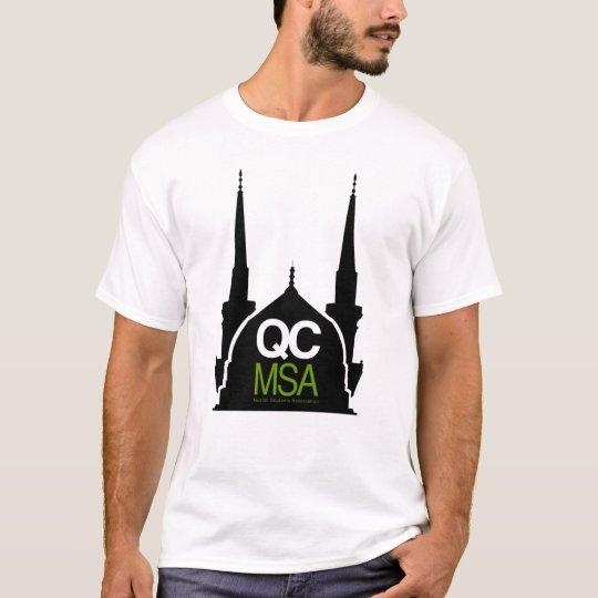 QCMSA T-Shirt