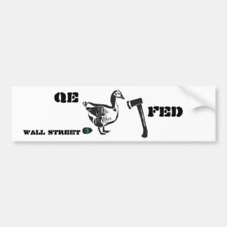 QE Goose Bumper Sticker