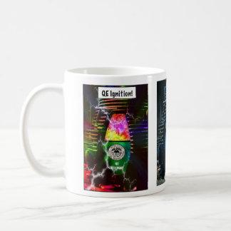 QE Teleport! Classic White Coffee Mug