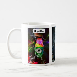 QE Teleport! Coffee Mug