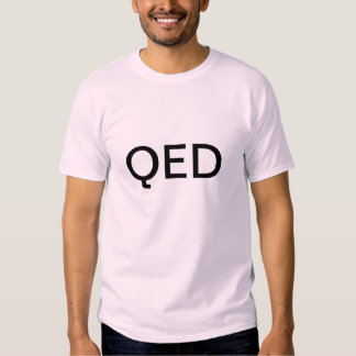 QED Camisia T-shirt