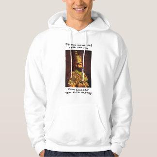 Qedamawi Haile Selassie Hooded Sweatshirt