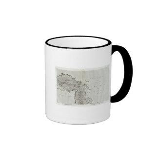 Qeneh, Egypt Ringer Coffee Mug