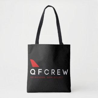 QF Crew Tote - (Melbourne World Fleet)