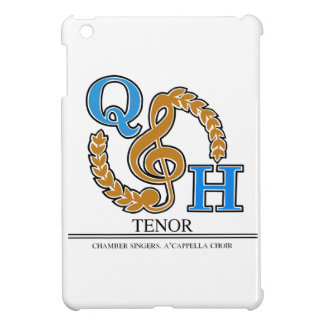 QHHS Vocal Assoc Tenor Case For The iPad Mini