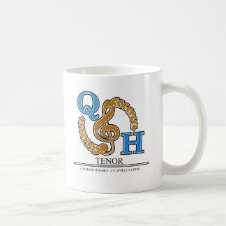 QHHS Vocal Assoc Tenor Coffee Mug