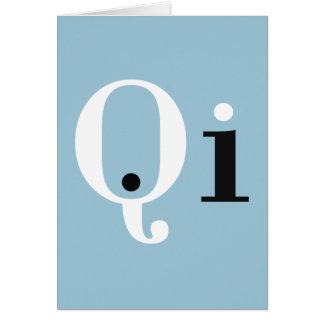 Qi Card