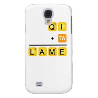 ¡QI es COJO! Funda Para Galaxy S4