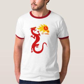Qi Gong T-Shirt 2 Dragon