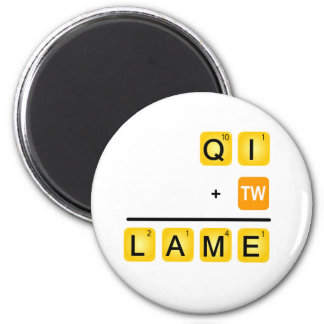 QI is LAME! Magnet