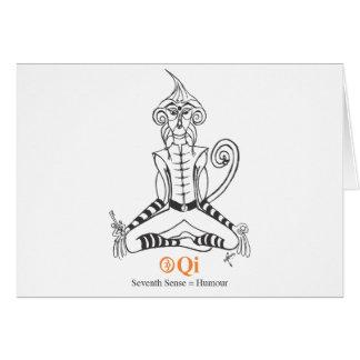 Qi Range Card