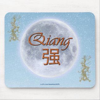 QIANG Name Personalised Gift Mousepad