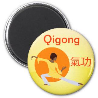 Qigong magnet
