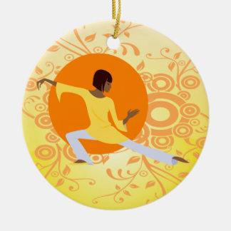 Qigong ornament