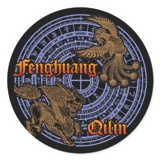 Qilin & Fenghuang