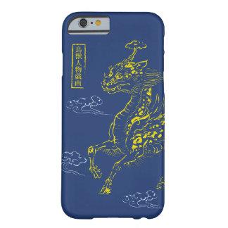 Qilin in the Choju-jinbutsu-giga KON color Barely There iPhone 6 Case