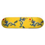 Qing Dynasty 1889 Skateboard