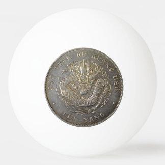 Qing Dynasty Coin Ping Pong Ball