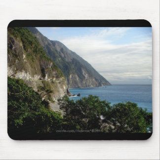 Qingshui Cliffs, The Suhua Highway, Taiwan Mouse Pad