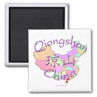 Qiongshan China Magnet
