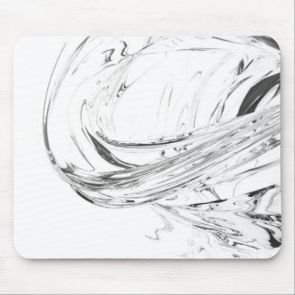 QionLab Organic Abstraction Mouse Pad