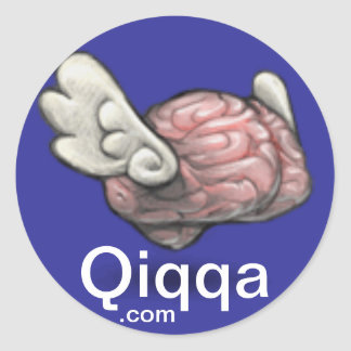Qiqqa stickers