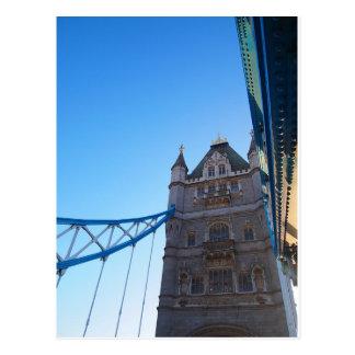 <QiYao> Puente de la torre de Londres Postal
