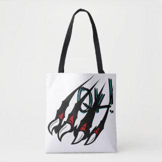 Qk! Lovely cat Tote Bag