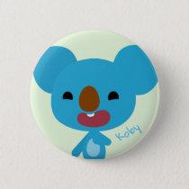 Qkids Koby Koala button