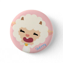 Qkids Sherry Sheep button